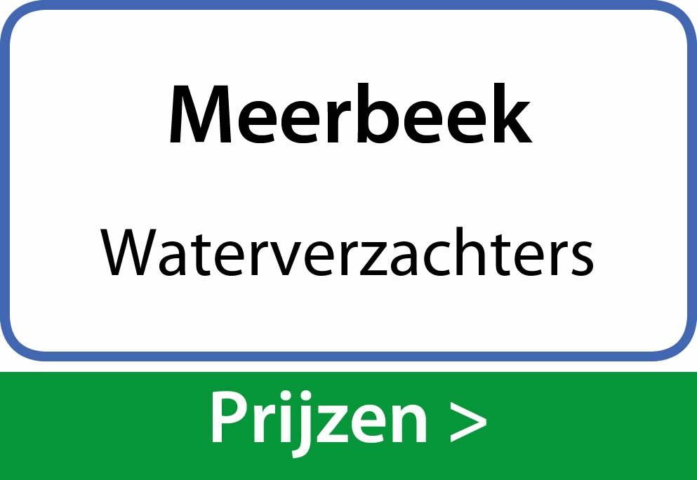 waterverzachters Meerbeek