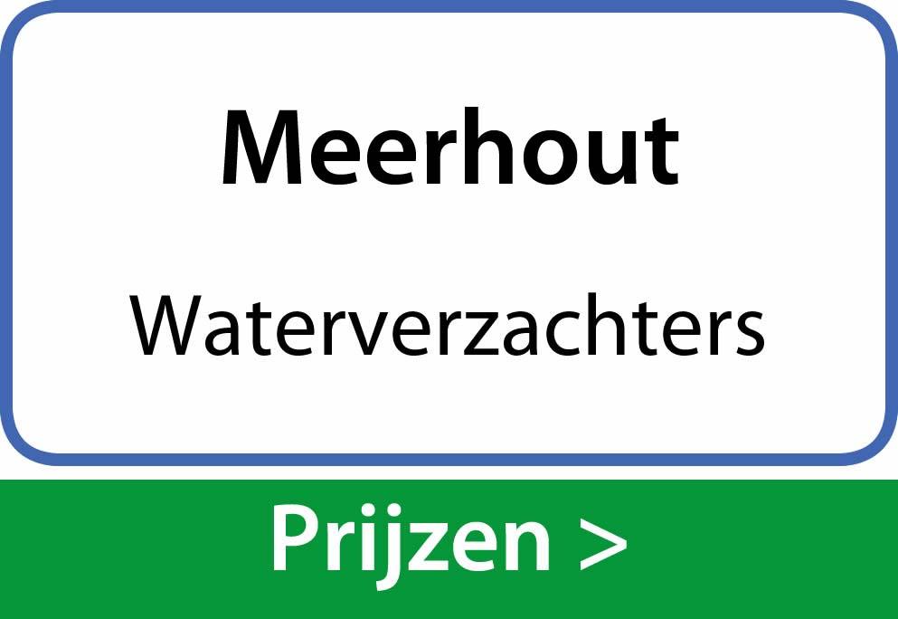waterverzachters Meerhout
