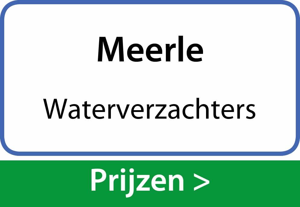 waterverzachters Meerle