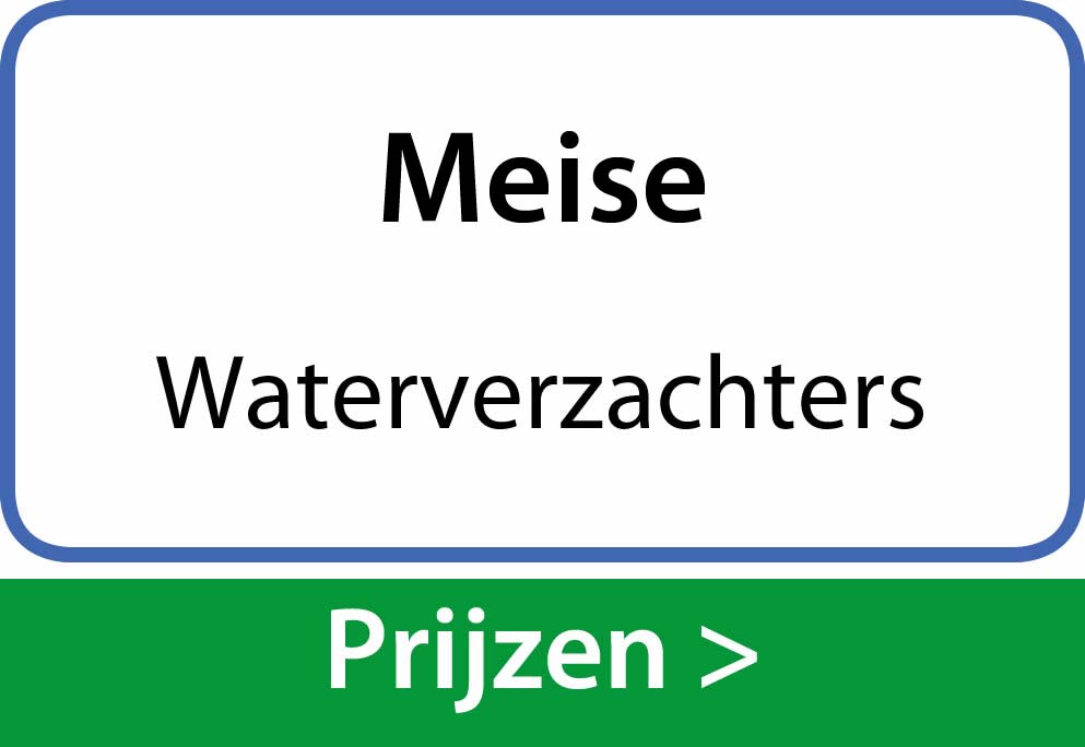 waterverzachters Meise