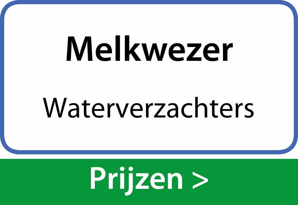 waterverzachters Melkwezer