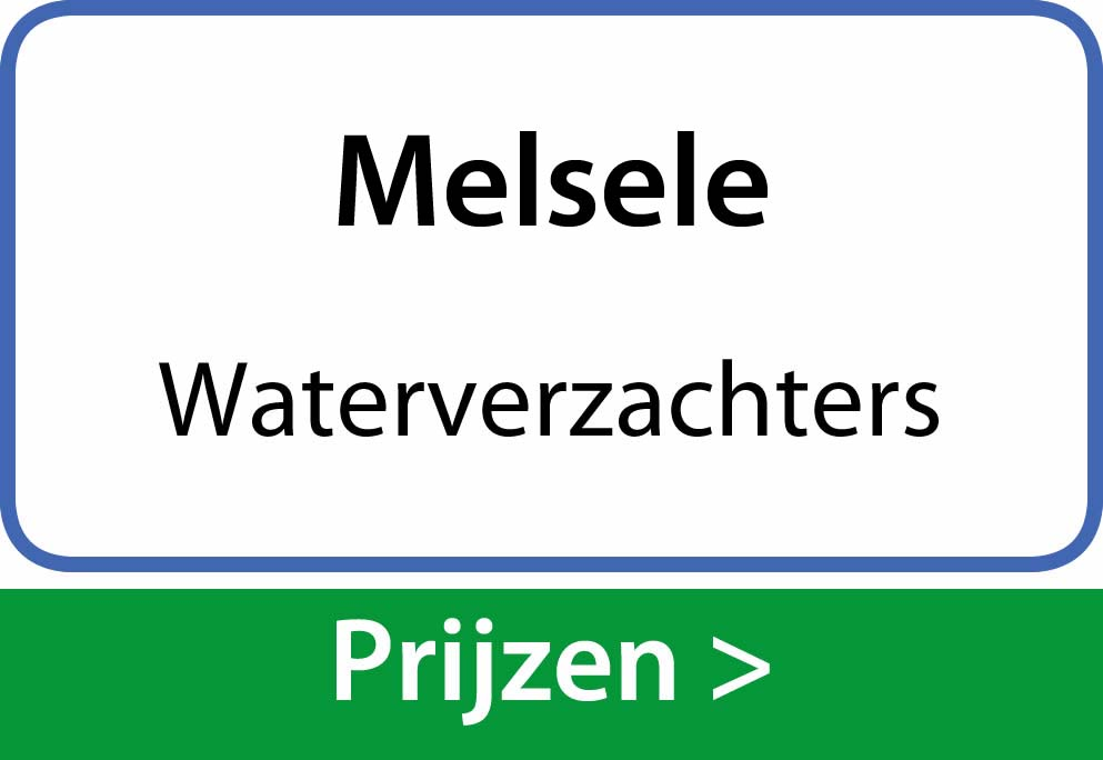waterverzachters Melsele