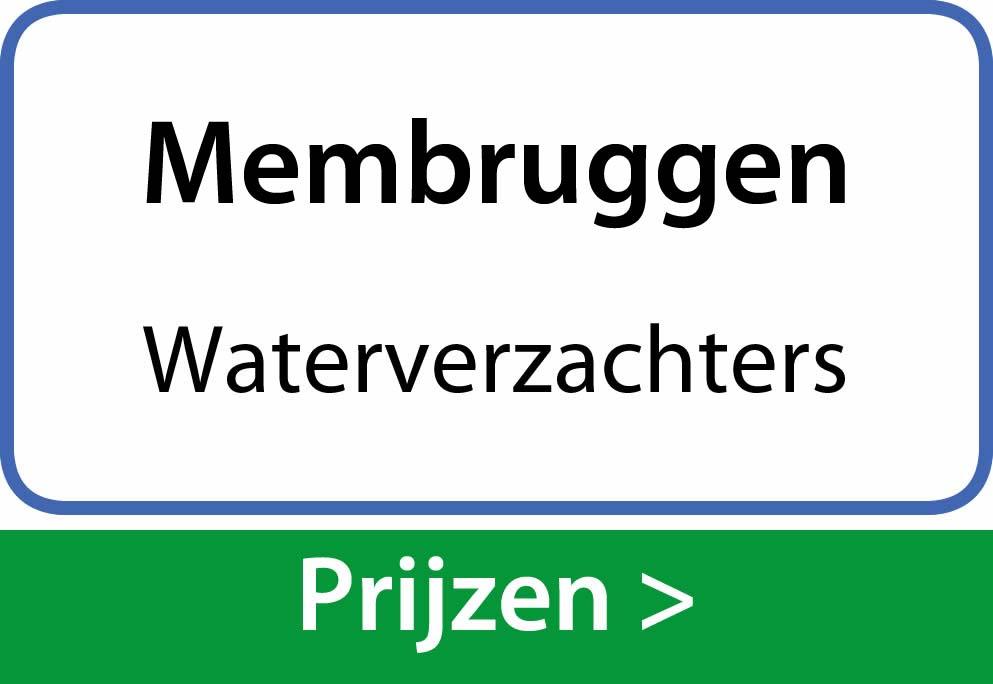 waterverzachters Membruggen