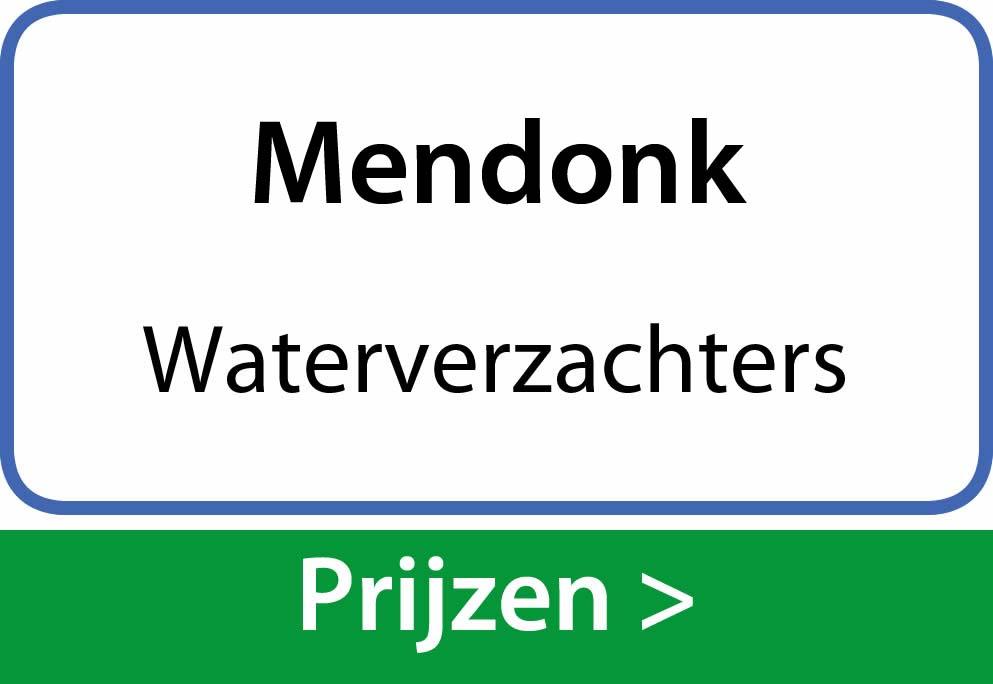 waterverzachters Mendonk