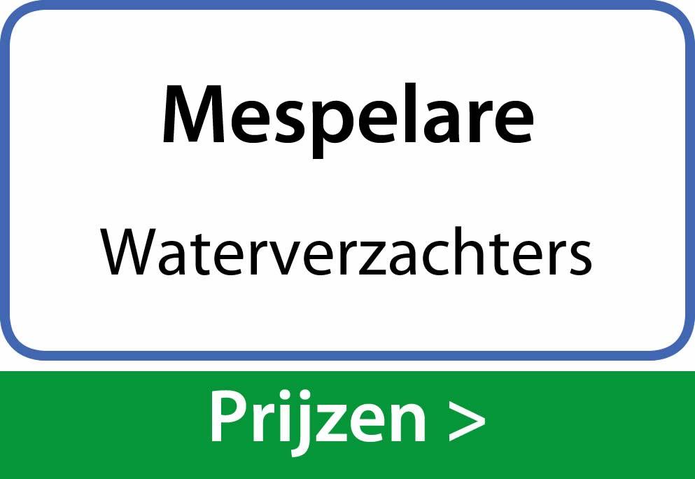 waterverzachters Mespelare