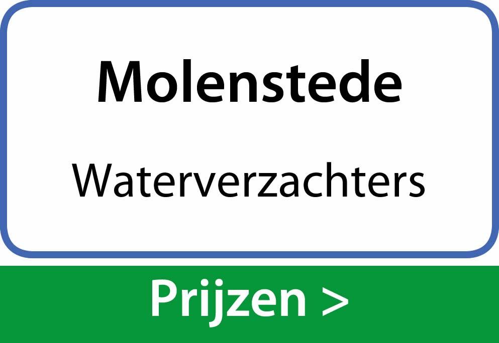waterverzachters Molenstede
