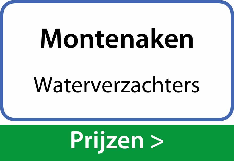 waterverzachters Montenaken