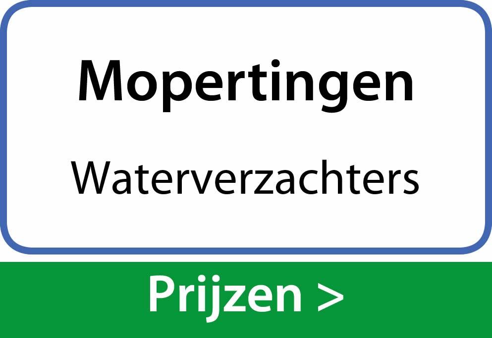 waterverzachters Mopertingen