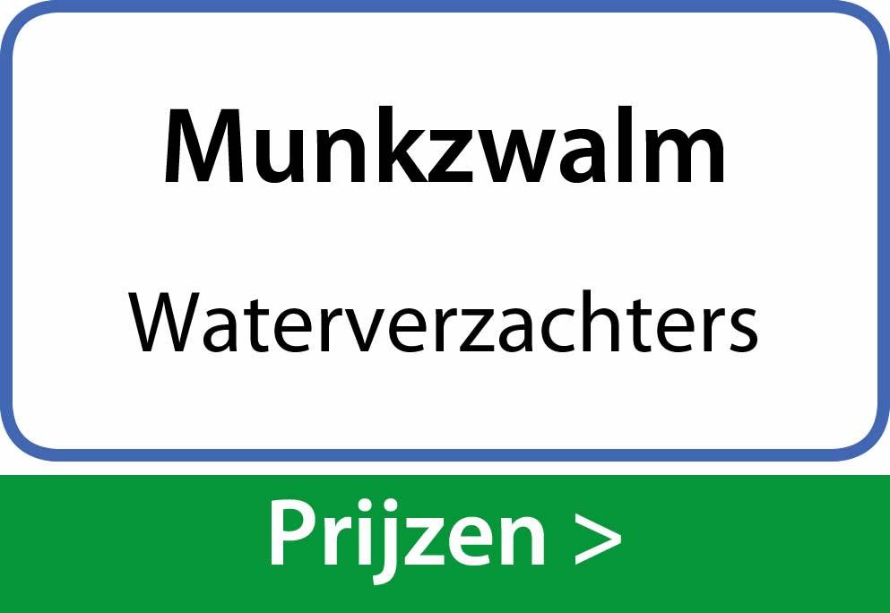 waterverzachters Munkzwalm