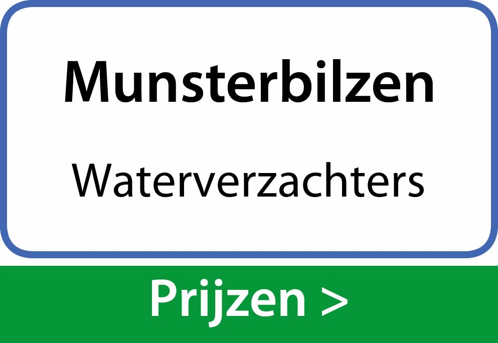 waterverzachters Munsterbilzen