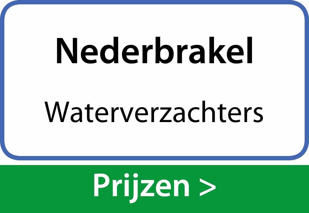 waterverzachters Nederbrakel