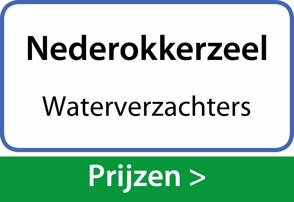 waterverzachters Nederokkerzeel