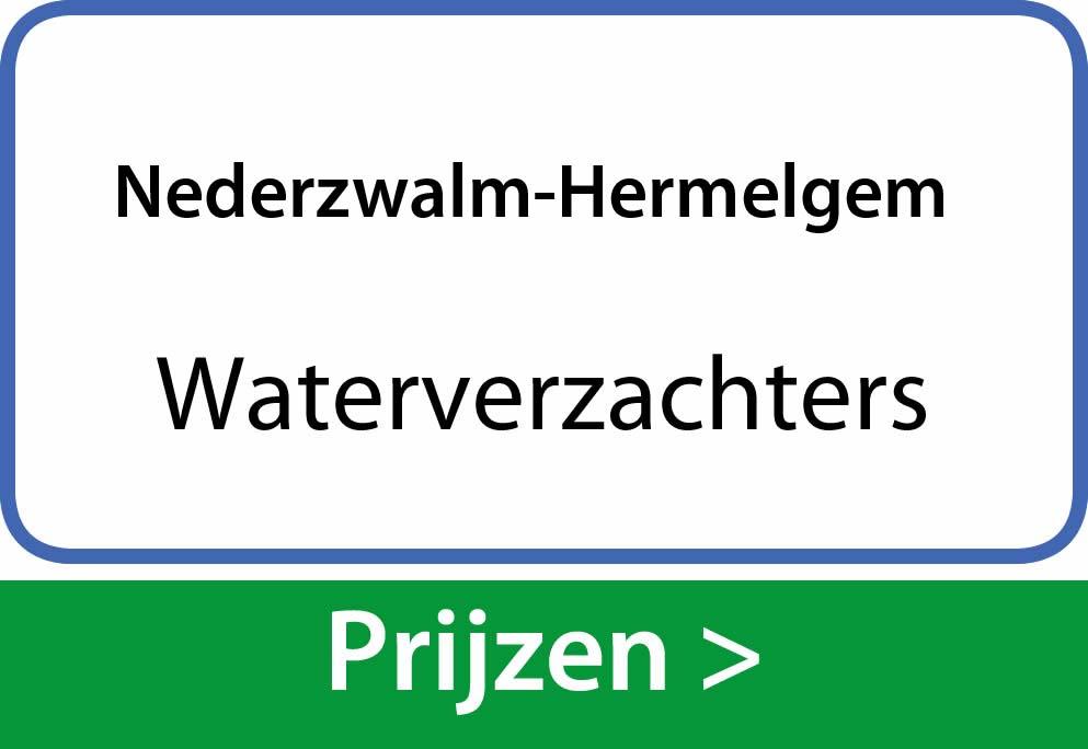 waterverzachters Nederzwalm-Hermelgem