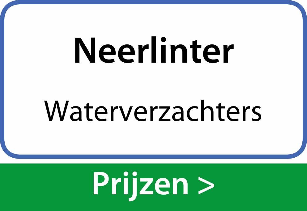 waterverzachters Neerlinter