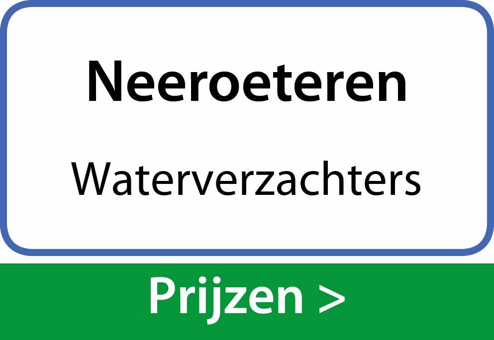 waterverzachters Neeroeteren