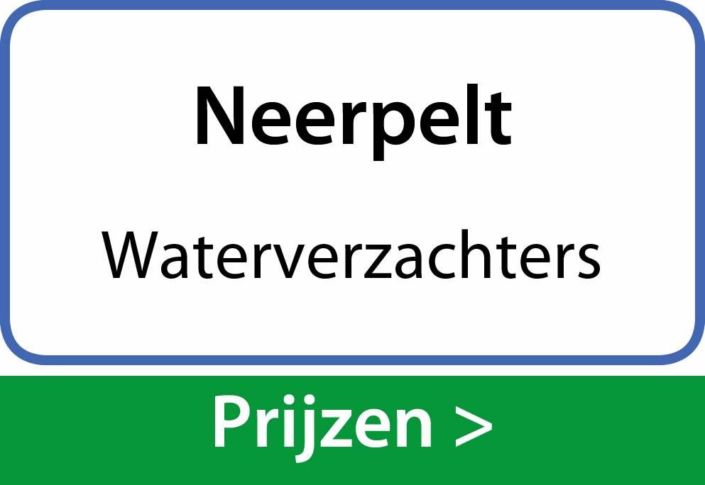waterverzachters Neerpelt