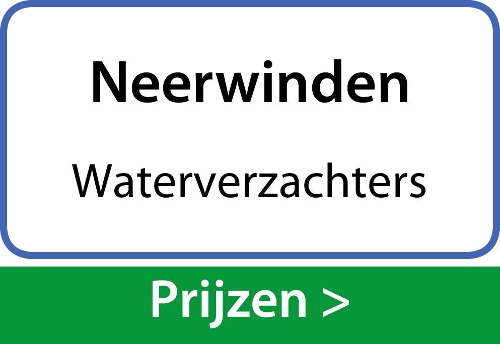 waterverzachters Neerwinden