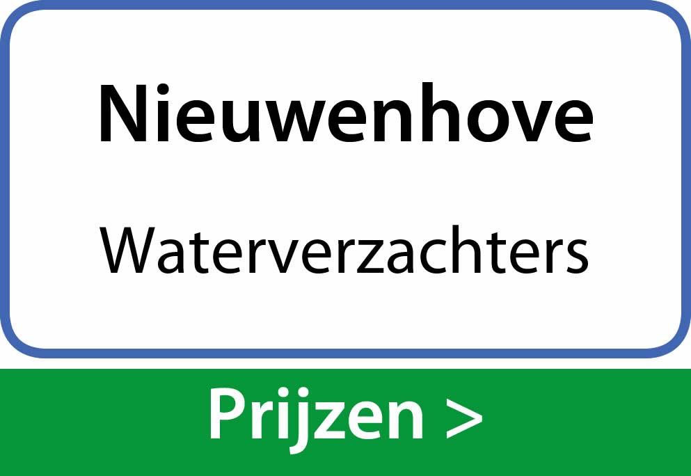 waterverzachters Nieuwenhove