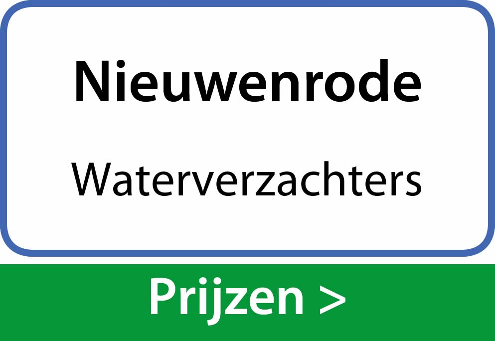 waterverzachters Nieuwenrode