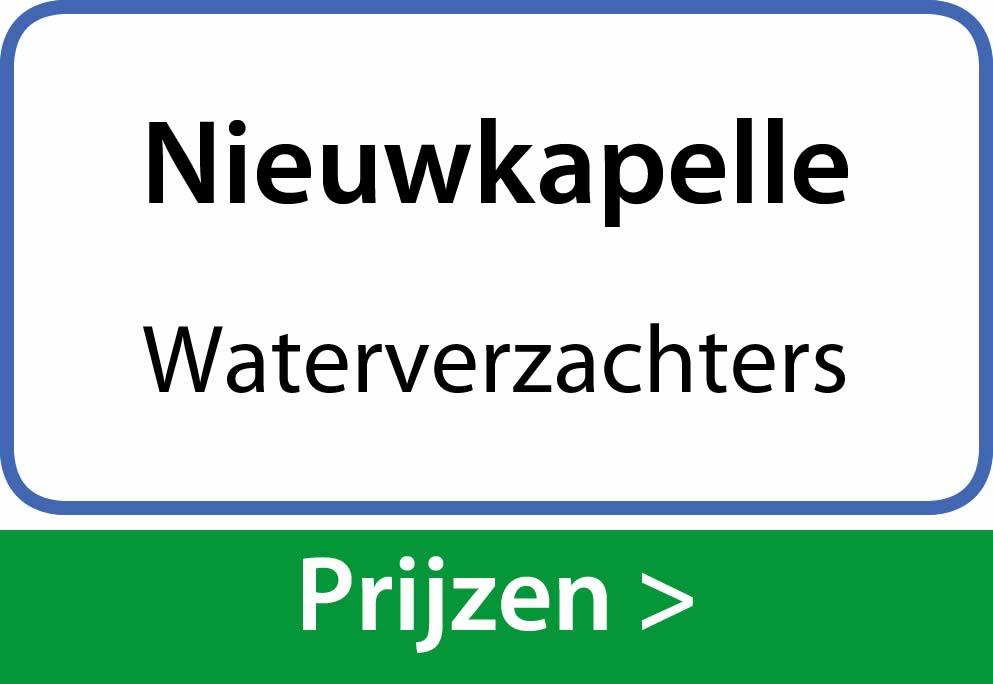 waterverzachters Nieuwkapelle