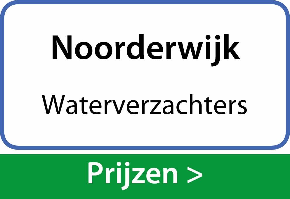 waterverzachters Noorderwijk