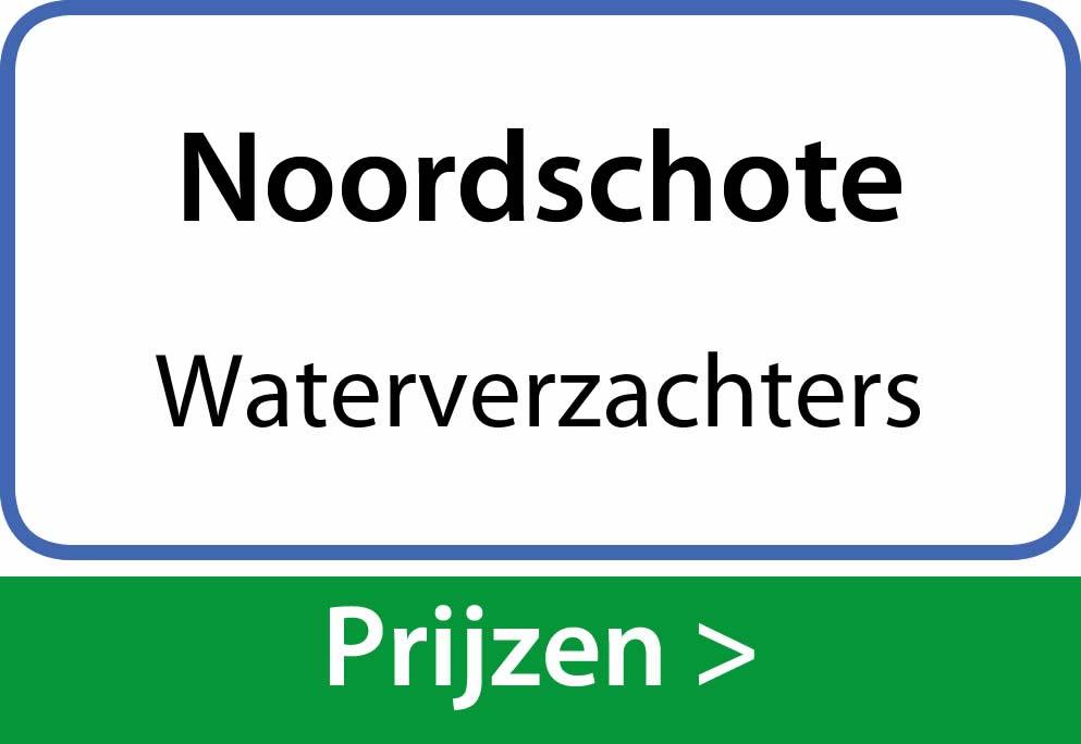 waterverzachters Noordschote