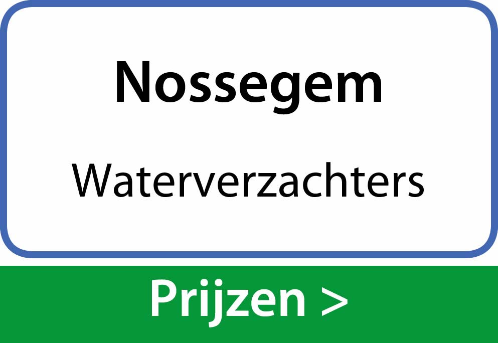 waterverzachters Nossegem