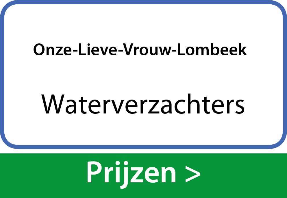 waterverzachters Onze-Lieve-Vrouw-Lombeek