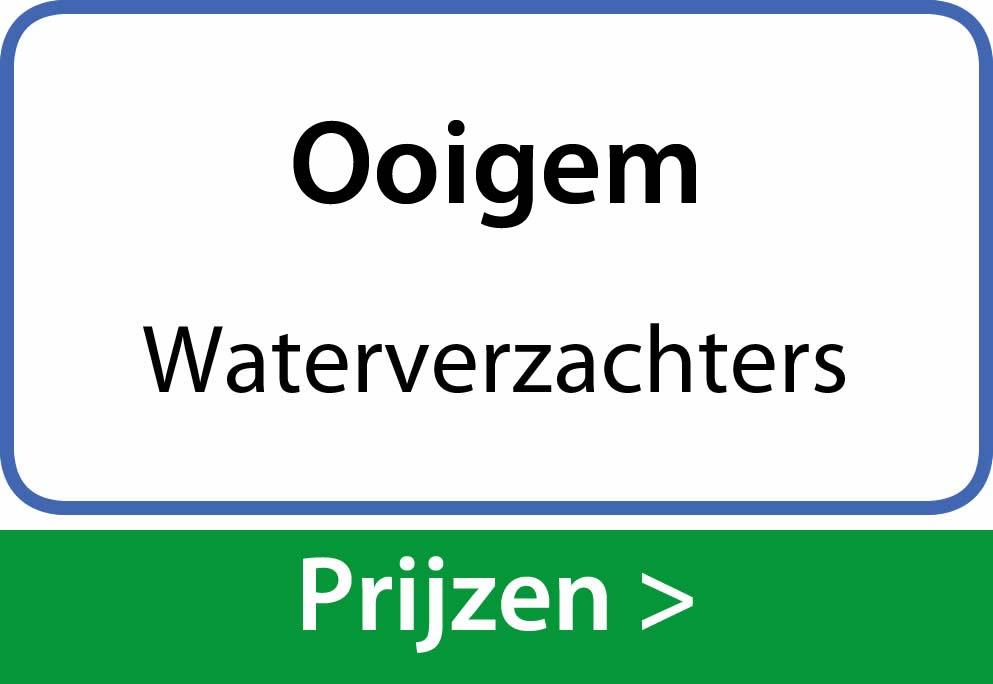 waterverzachters Ooigem