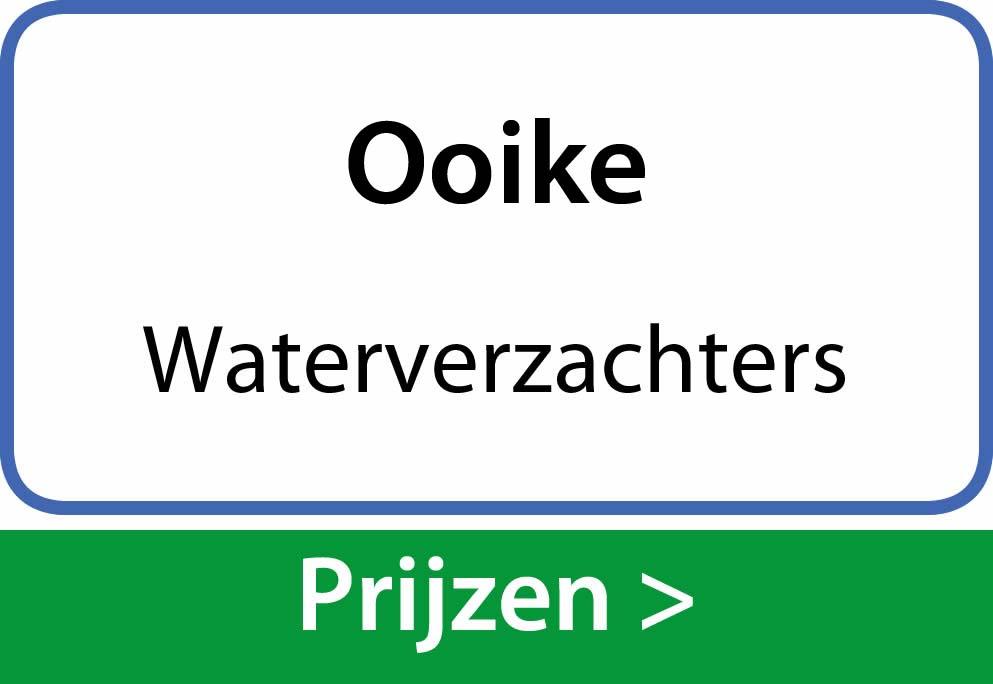 waterverzachters Ooike