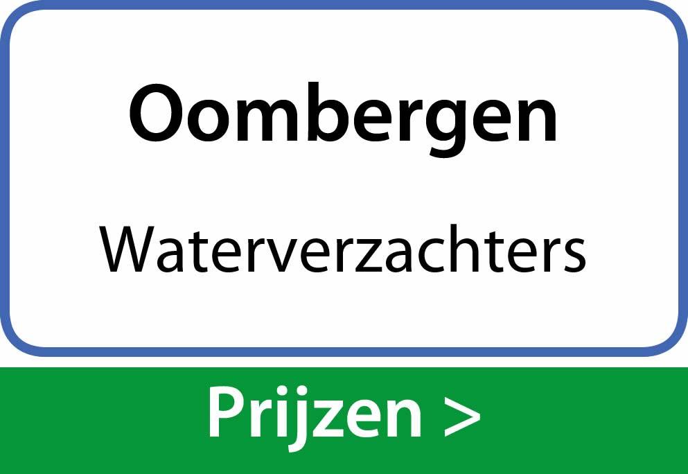 waterverzachters Oombergen