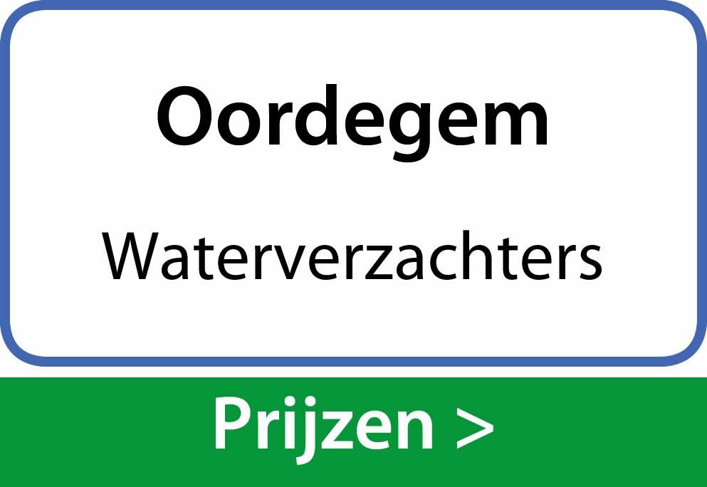 waterverzachters Oordegem