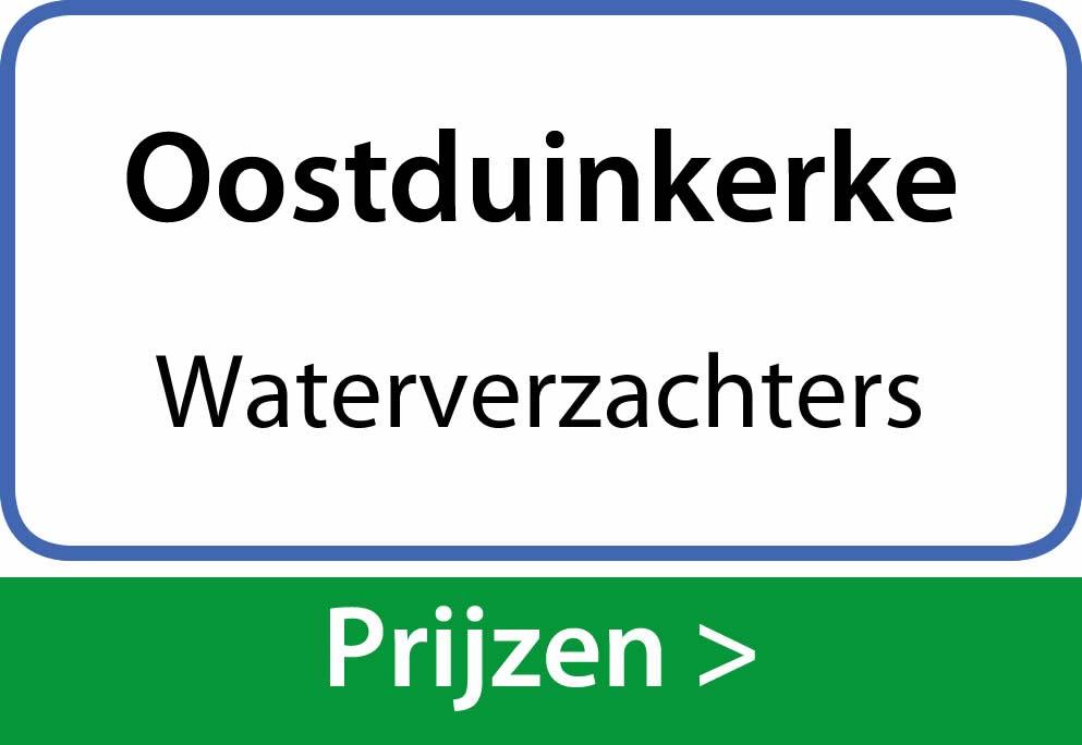 waterverzachters Oostduinkerke