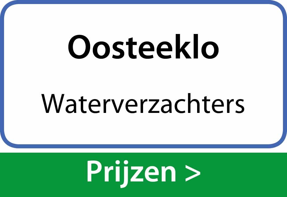 waterverzachters Oosteeklo