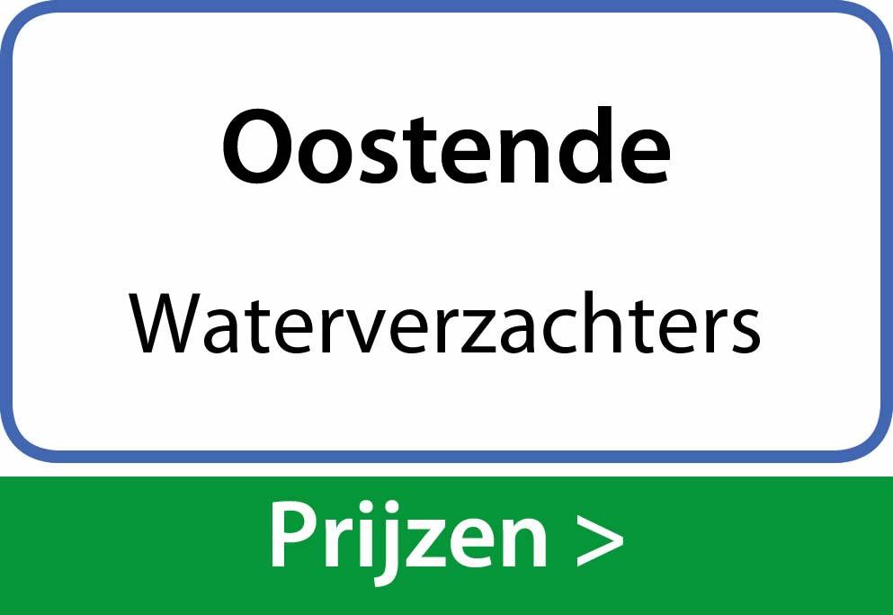 waterverzachters Oostende