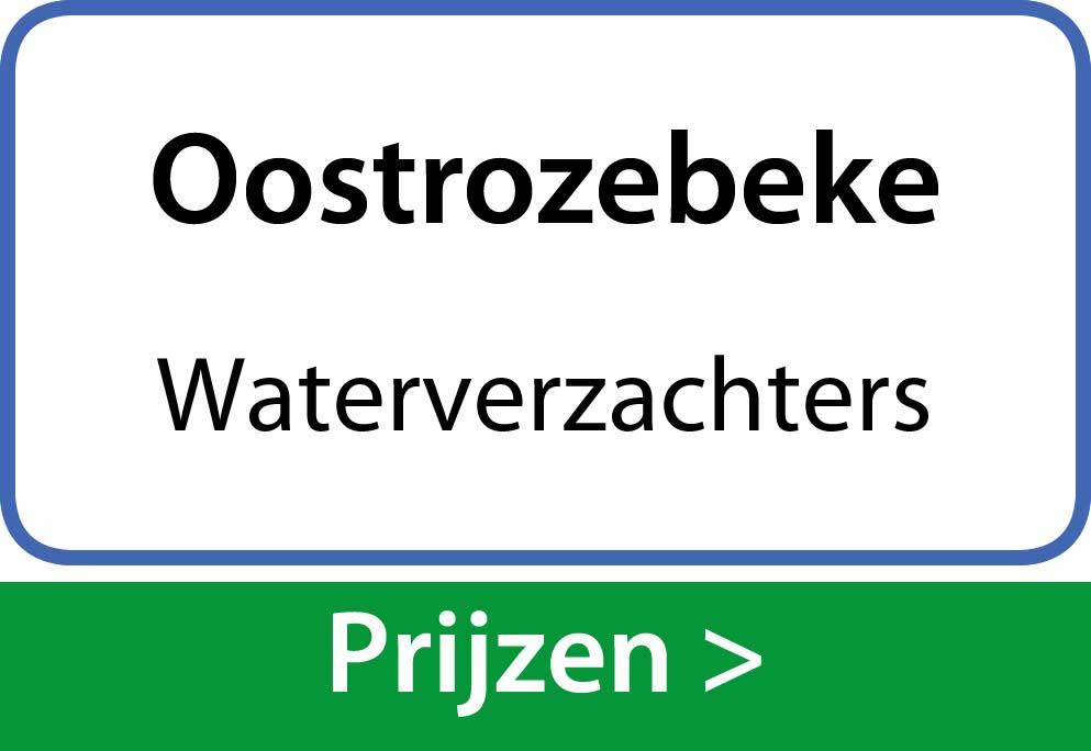 waterverzachters Oostrozebeke