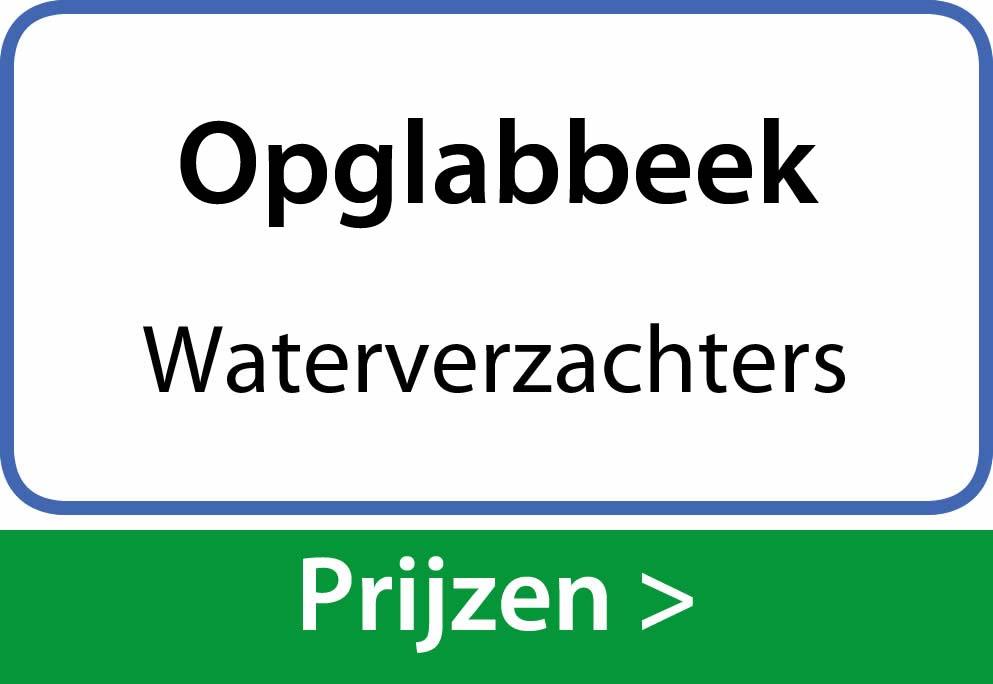 waterverzachters Opglabbeek