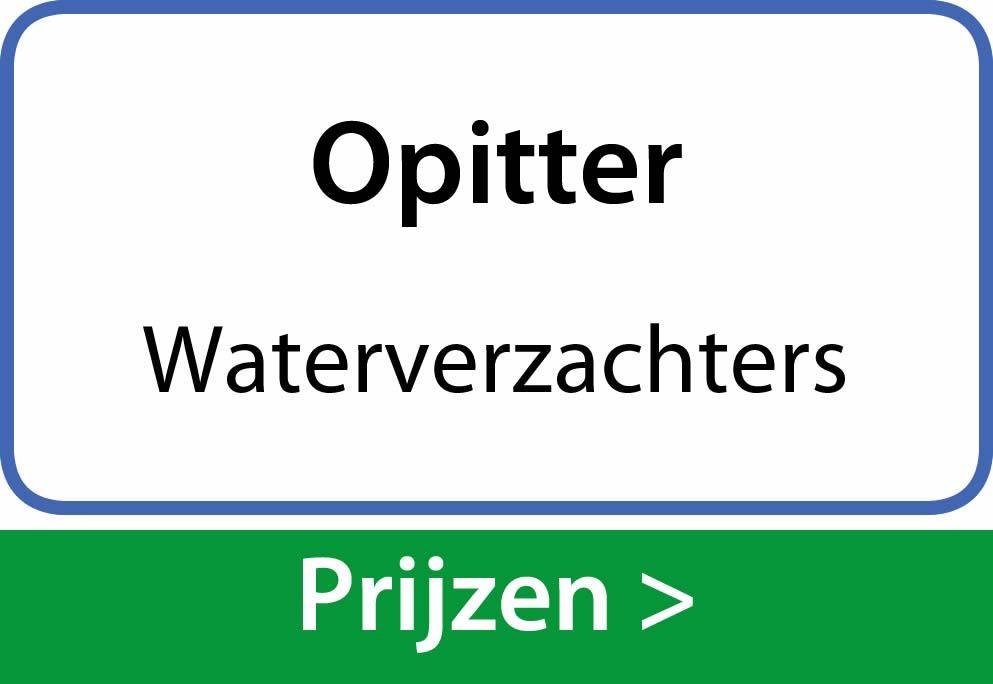 waterverzachters Opitter