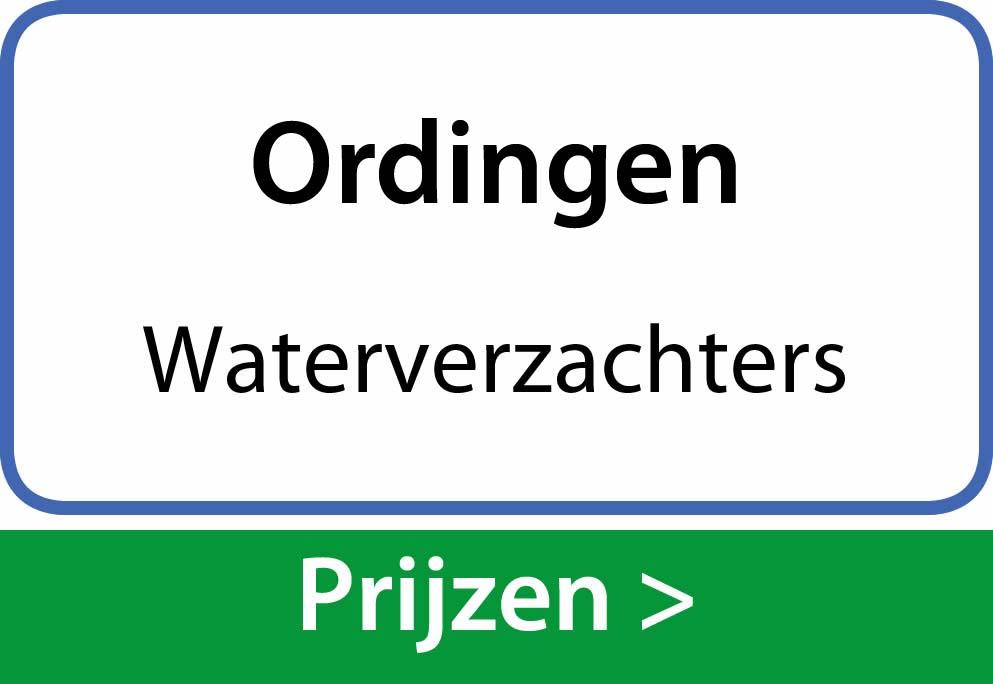 waterverzachters Ordingen