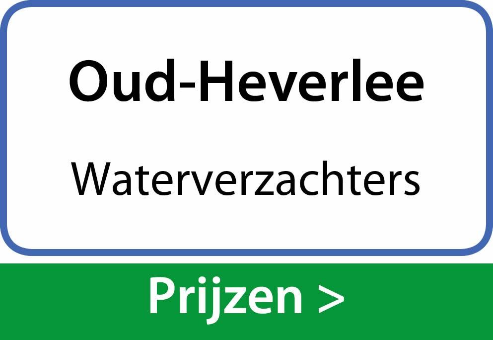 waterverzachters Oud-Heverlee