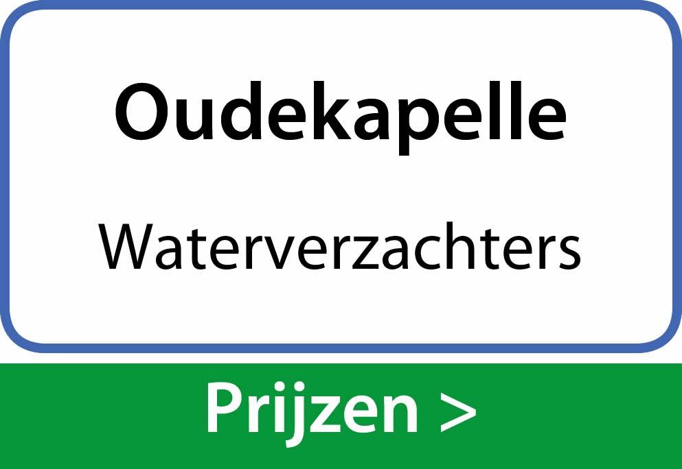 waterverzachters Oudekapelle
