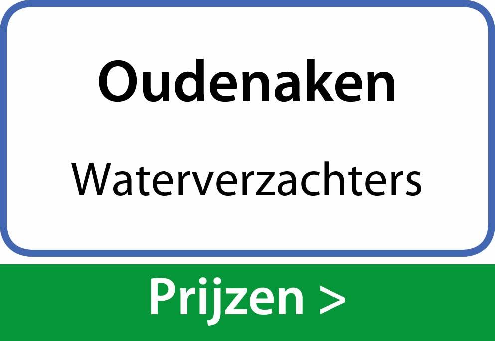 waterverzachters Oudenaken