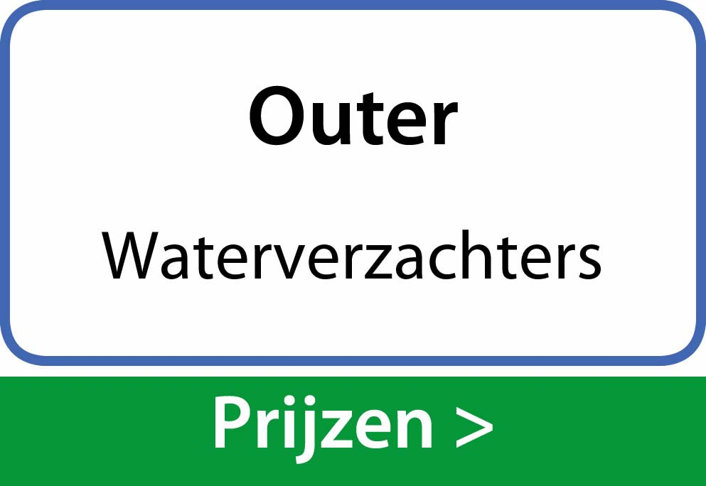 waterverzachters Outer