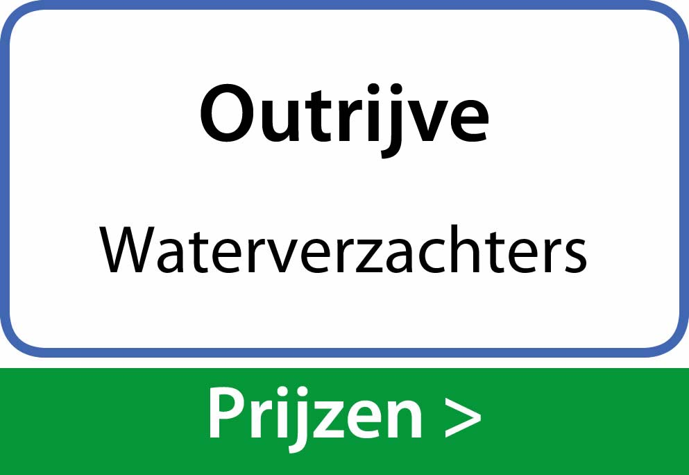 waterverzachters Outrijve