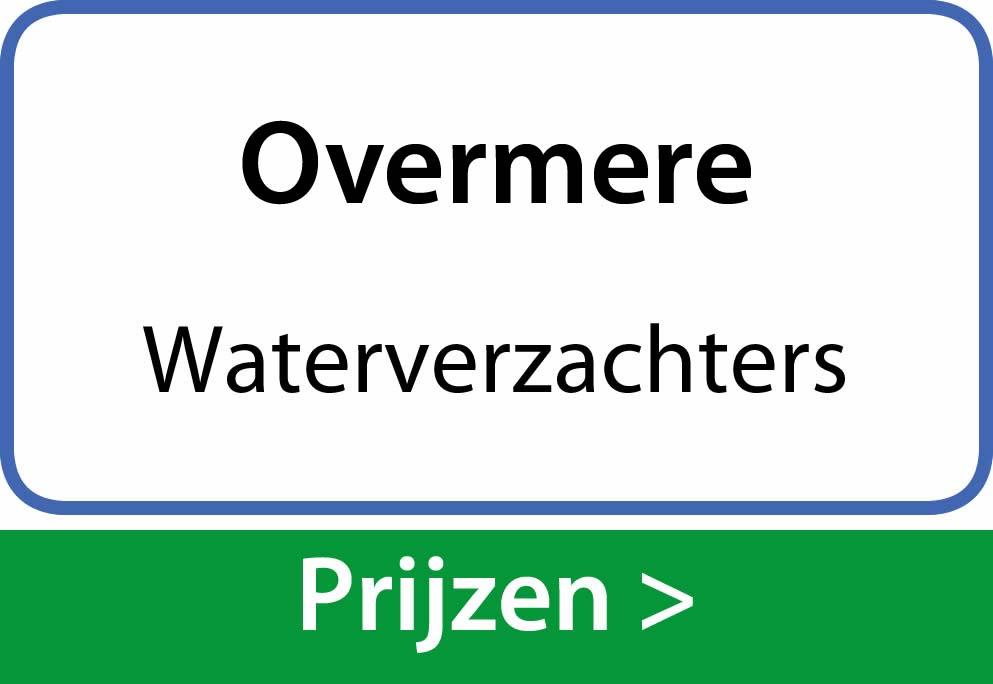 waterverzachters Overmere