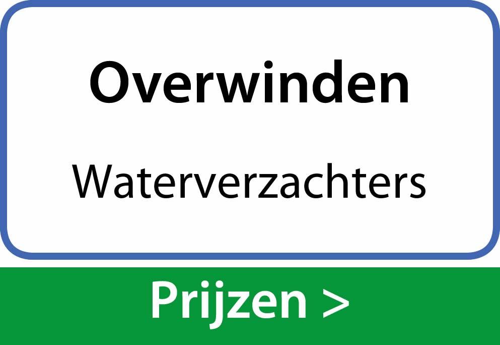 waterverzachters Overwinden