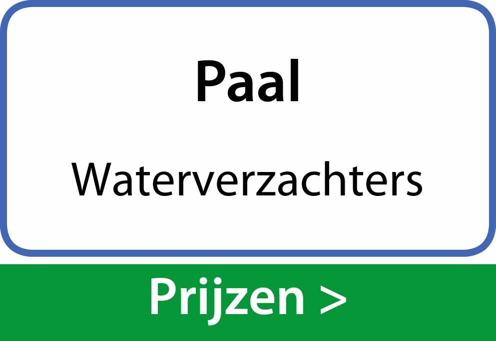 waterverzachters Paal