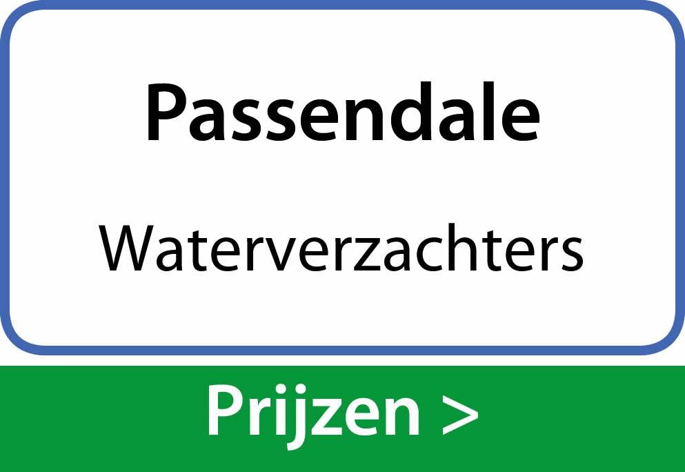 waterverzachters Passendale