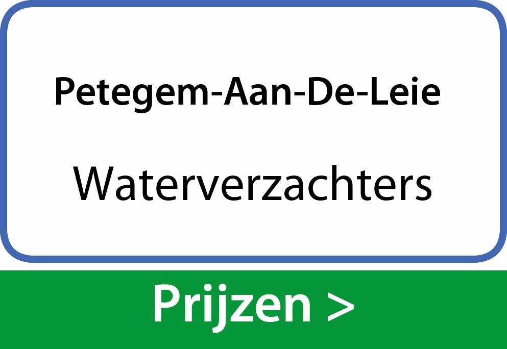 waterverzachters Petegem-Aan-De-Leie