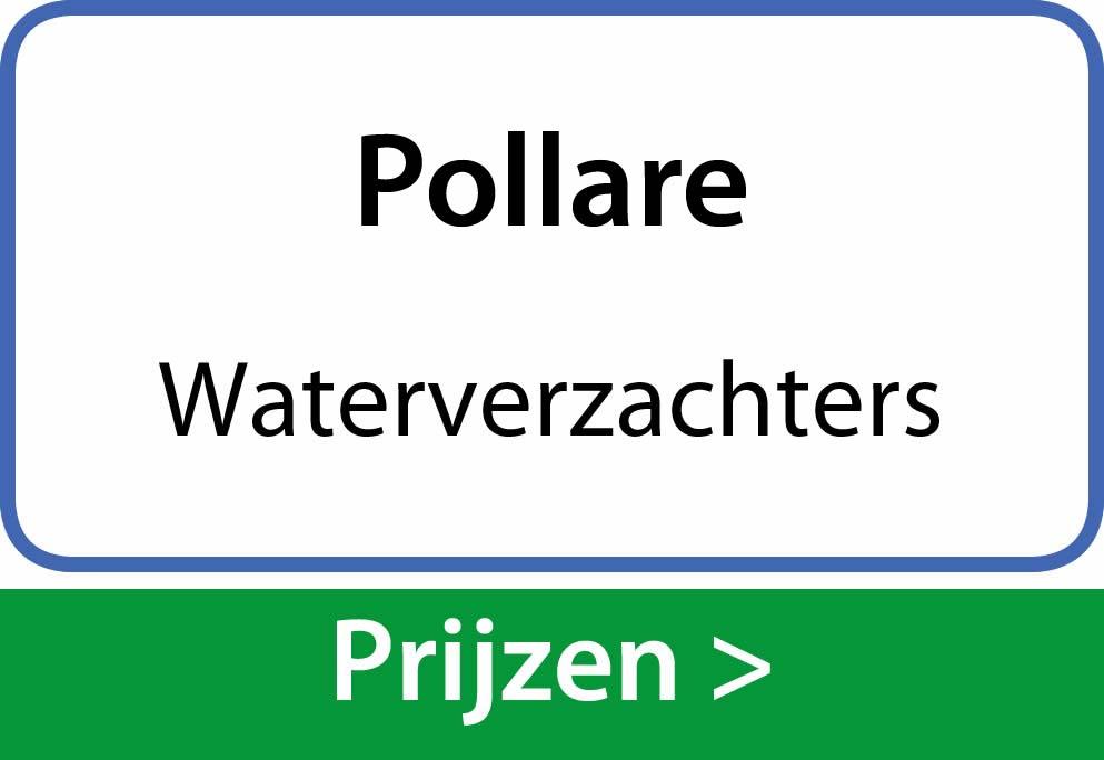 waterverzachters Pollare